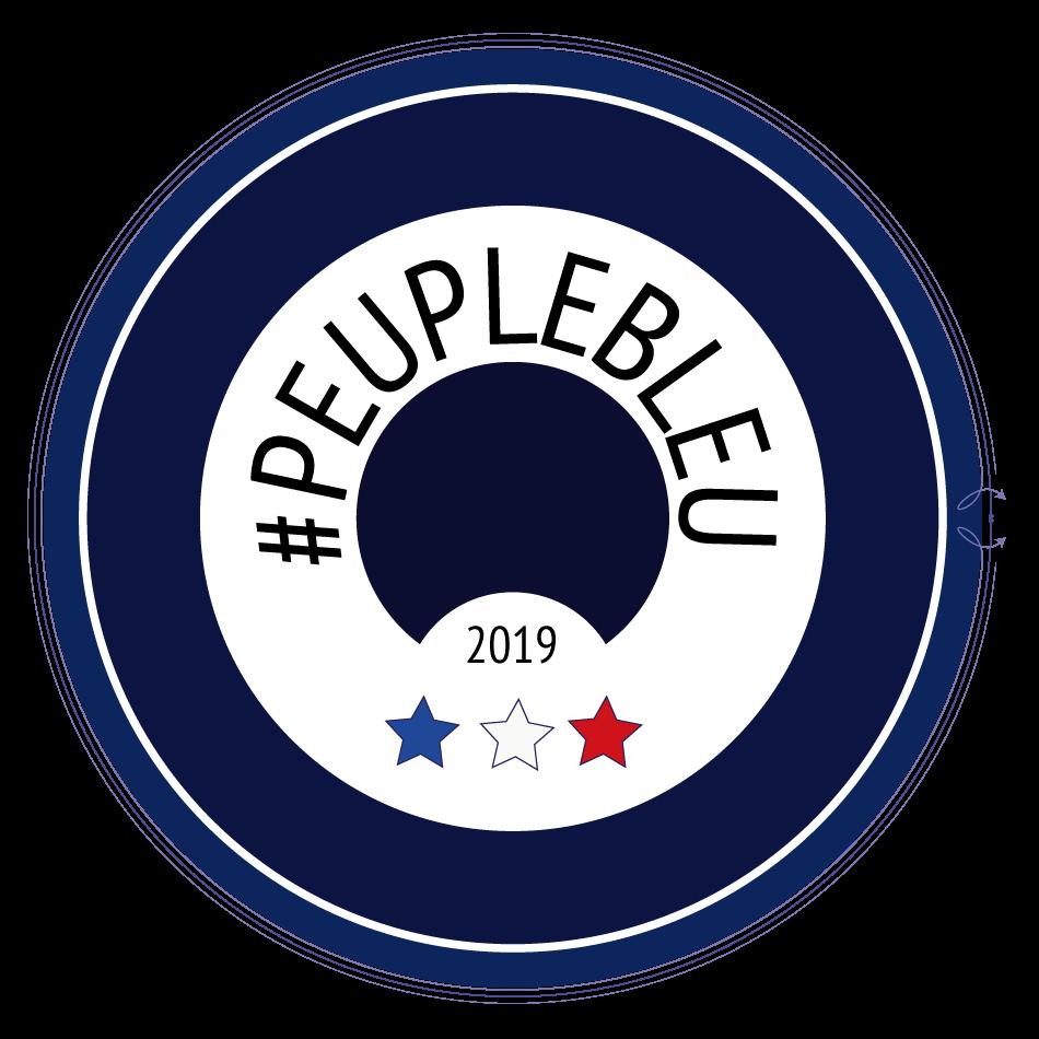 Peuple bleu de France – #peuplebleu® – #peuplebleu